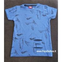 Mėlyni marškinėliai