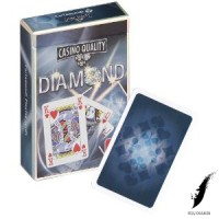 DIAMOND ŽAIDIMO KORTOS (CASINO QUALITY) FD057