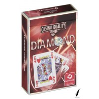 DIAMOND ŽAIDIMO KORTOS (CASINO QUALITY) FD058